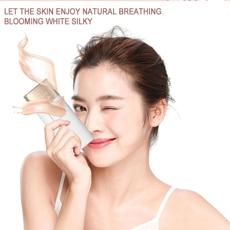 Freezing Point Laser Hair Removal Device IPL Photon Skin Rejuvenation Home Lady Permanent Body Rejuvenation Hair Removal Device enlarge