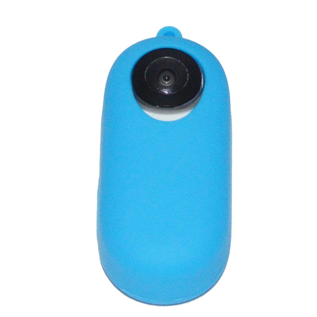 Силикон чехол противоударный защитный камера корпус чехол протектор защита от царапин для Insta 360 Go стабилизированный камера мини аксессуары
