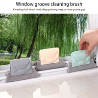 3pcs creative groove cleaning brush window groove brush cleaning brush for home kitchen hotel