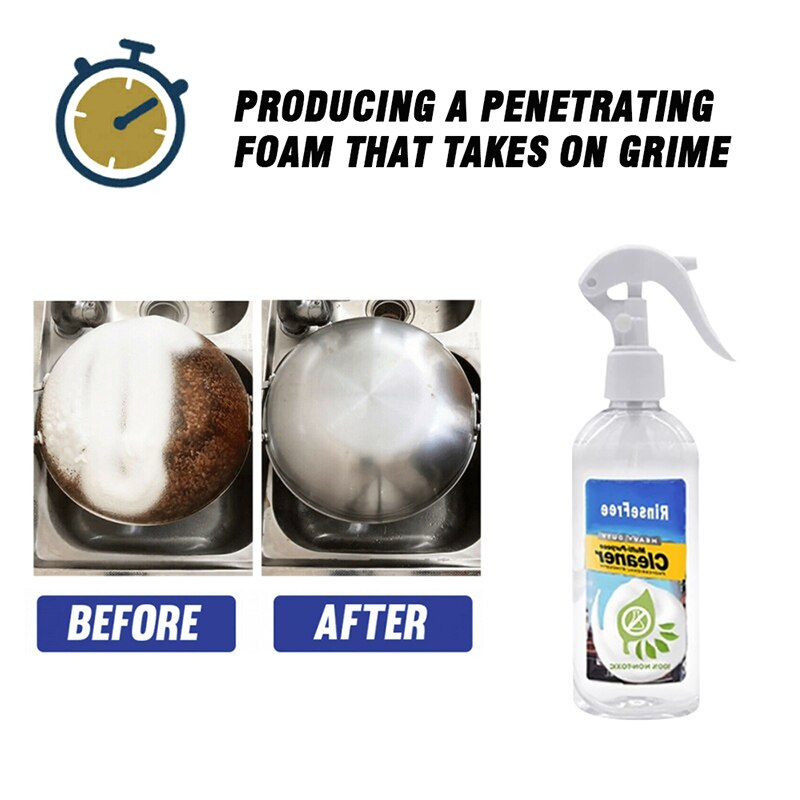 2019 doméstica quente cozinha graxa cleaner multi-purpose espuma all-purpose bolha limpeza doméstica