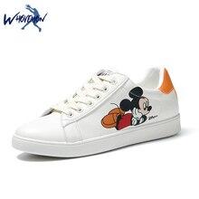 Nouveau court vent chaussures femmes dessin animé design décontracté blanc cassé sport marque chaussures pour femmes baskets pour femmes chaussures à enfiler mocassins