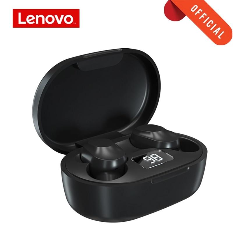 Original Lenovo XT91 Wireless Bluetooth TWS BT5.0 Headphones AI Control Stereo Sport Headset Noise Reduction Earphone With Mic
