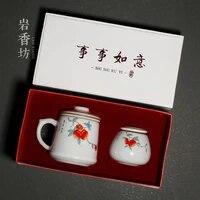 modern ceramic mugs aesthetic breakfast home office creativity mugs coffee luxury minimalist tazas originales mug bc50mkb
