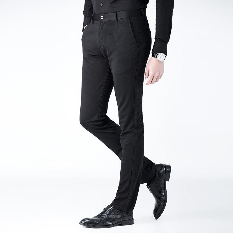 Мужские брюки высокого качества классические брюки, мужские деловые брюки, каждый день или для офиса социальных брюки мужские классические...