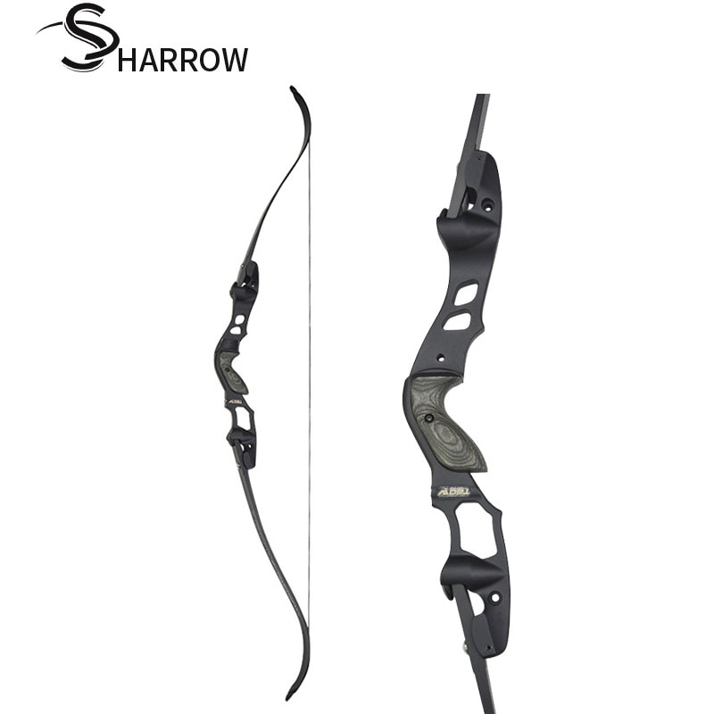 63inch 30-55lbs Archery ILF Recurve Bow Takedown American Hunting Bow Target Outdoor Practice Hunting Shooting Accessories