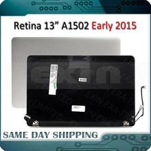 100% original para Macbook Pro Retina 2015 ''A1502 pantalla LCD montaje completo MF839 MF841 EMC2835 de Early 13,3