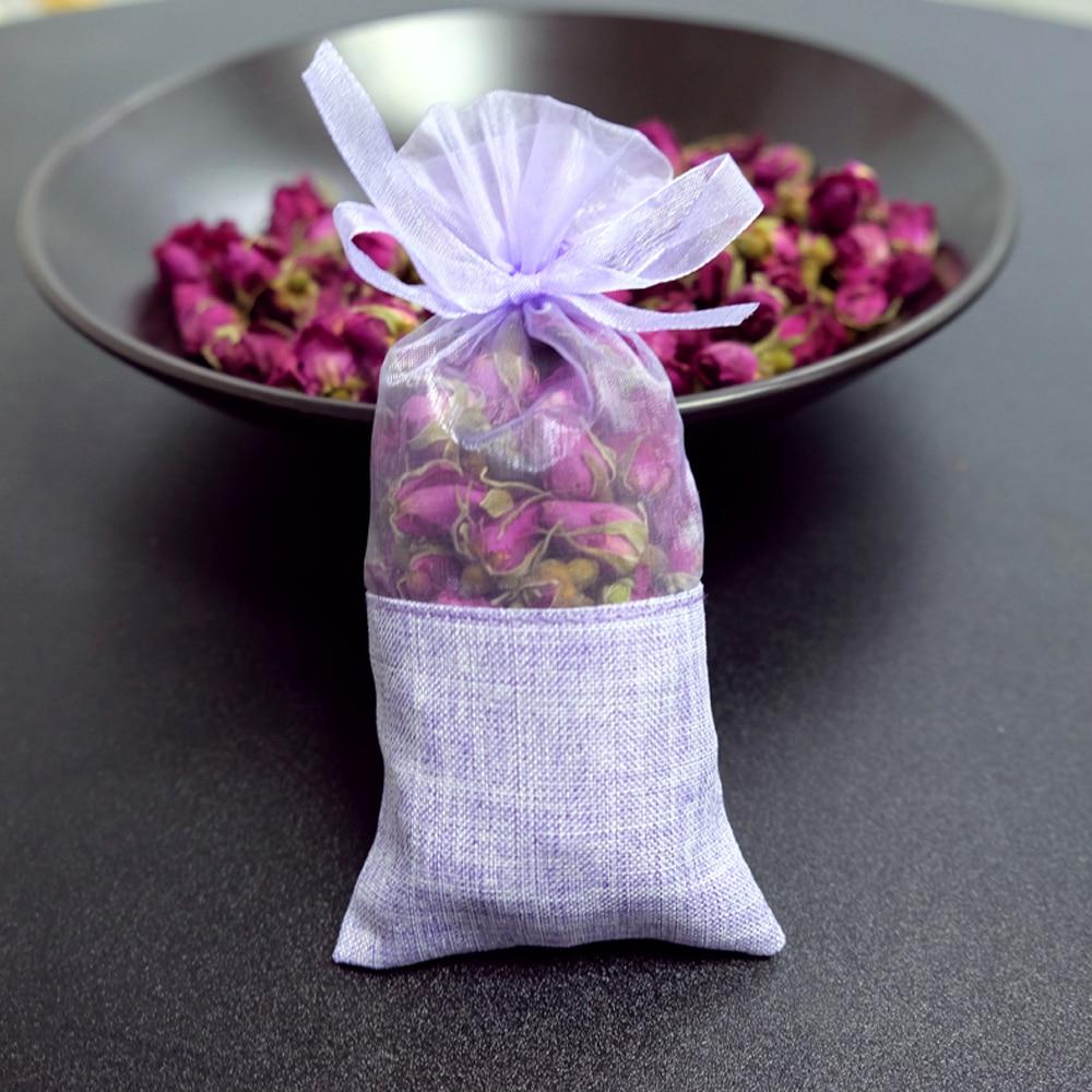 100% natural Organizer Dried rose Flower Sachet bag dried rose buds dry rose buds 25g/bag