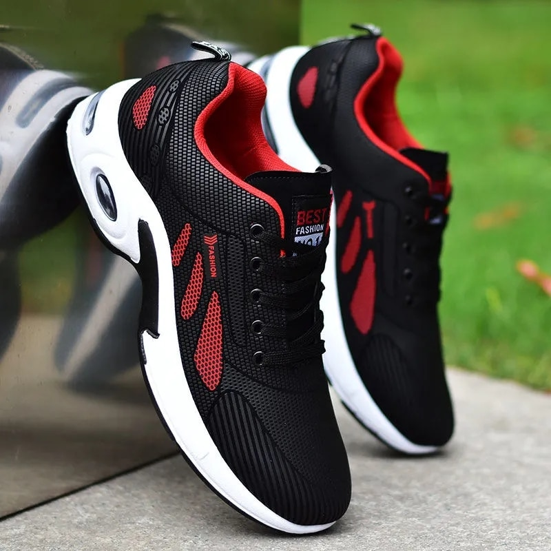 خريف 2021 كبير حجم كبير 46 47 رجل الرياضة أحذية رياضية أسافين حذاء مريح للرجل أحذية رياضية عادية فولكان