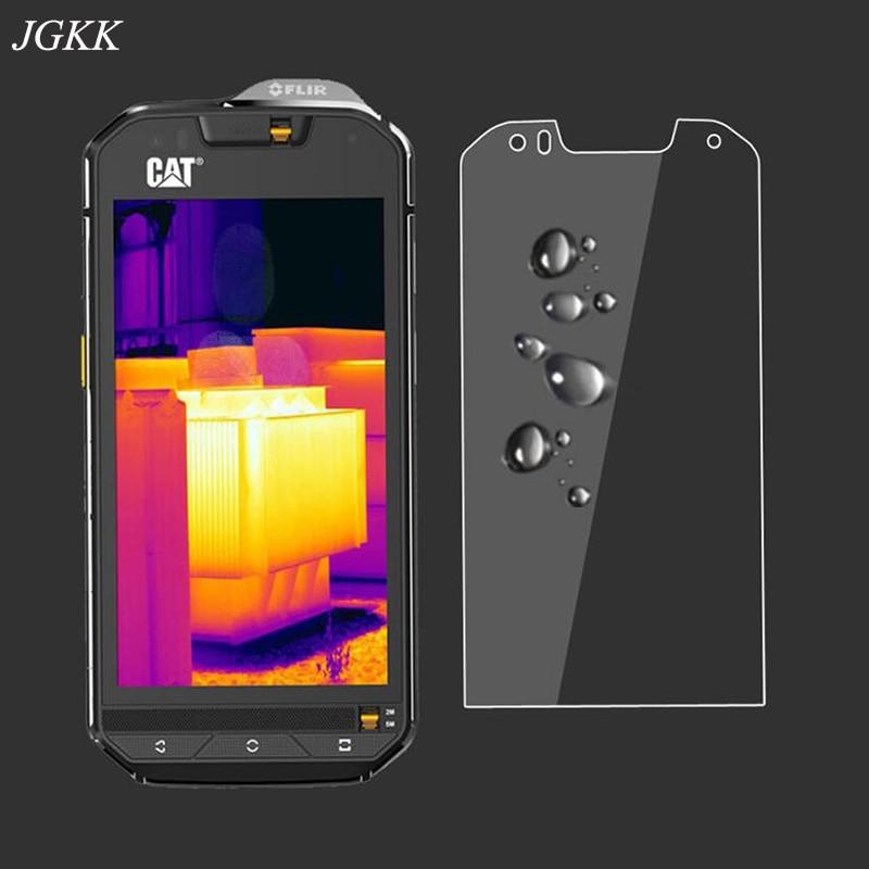 2.5D Закаленное стекло для Cat S60 Защитное стекло для экрана для Celular Caterpillar CAT S61 S41 S31 S52 защитная пленка