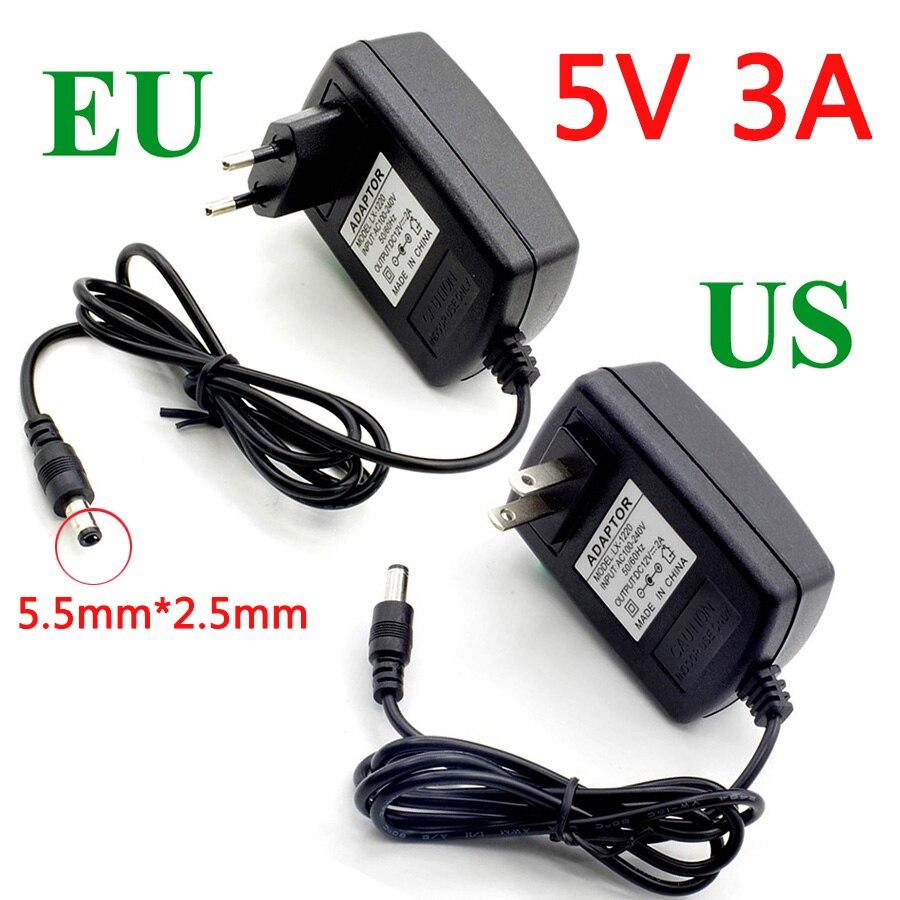 AliExpress - Power Adapter DC 5V 9V 12V 24V 1A 2A 3A Adaptor 220V To 5 V 12 V Volt Charger Supply Universal Switching EU US Plug 220V To 12V