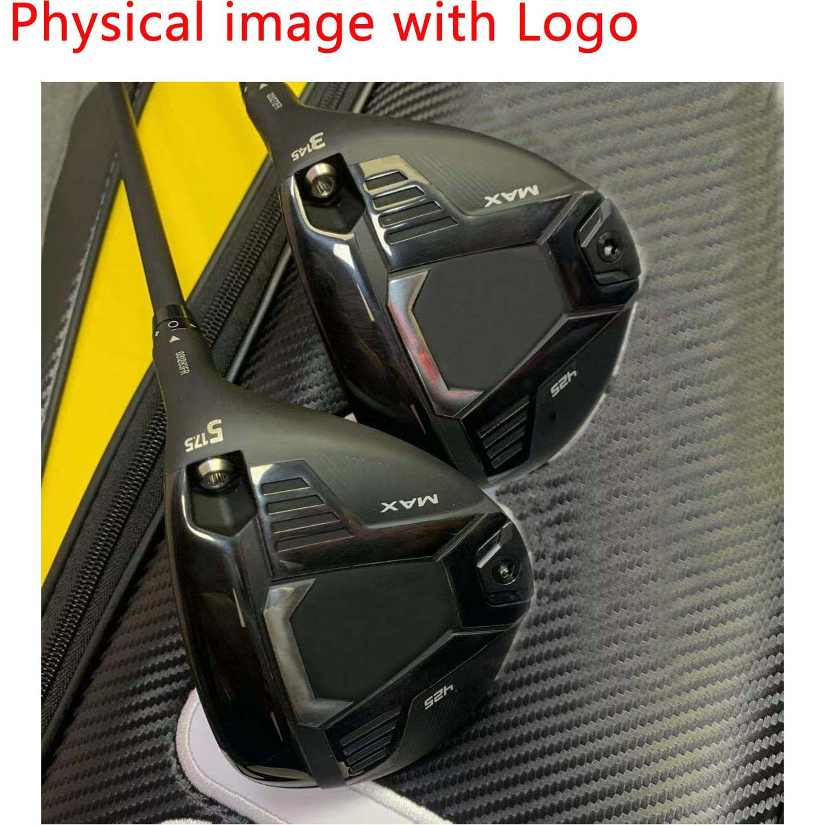 Golf Club 425 New Fairway Wood Tee Wood No. 3 No. 5 Delivery Hat Cover Golf Club with Logo