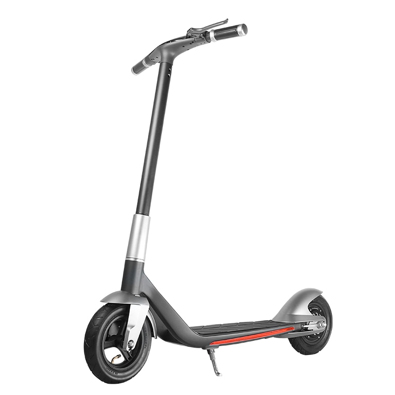 Mankeel MK006 Kick Scooter High-End 350W 40KM Range 25KM/H Speed 10Inch Tires Heavy-Duty Frame Electric Scooter For Adults Kids