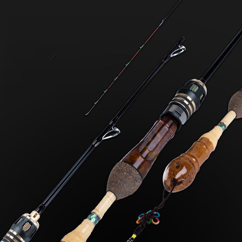 Carbon Fiber Stream Fishing Rod Travel Telescopic Ultralight Summer Fishing Rod Carp Ultralight Small Wedkarstwo Sports HX50FR enlarge