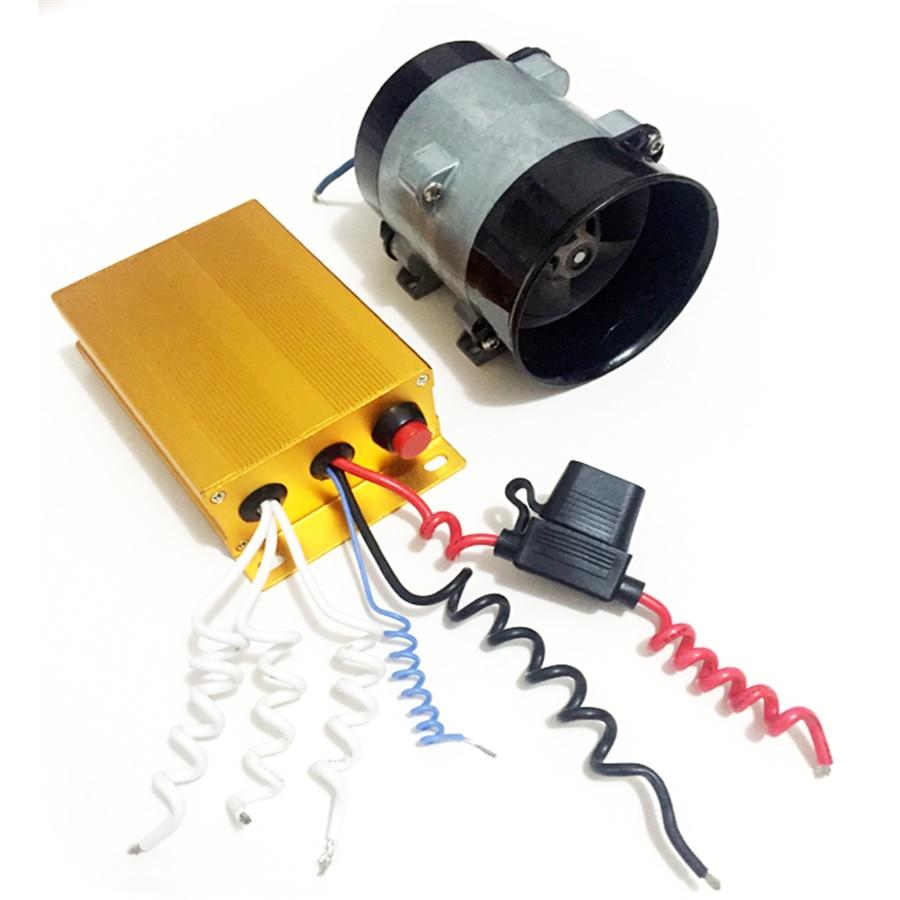 12V 16,5 EIN Auto Elektrische Turbine Power Turbo 3000KV 35000 rpm 300W Mit Automatische Controller