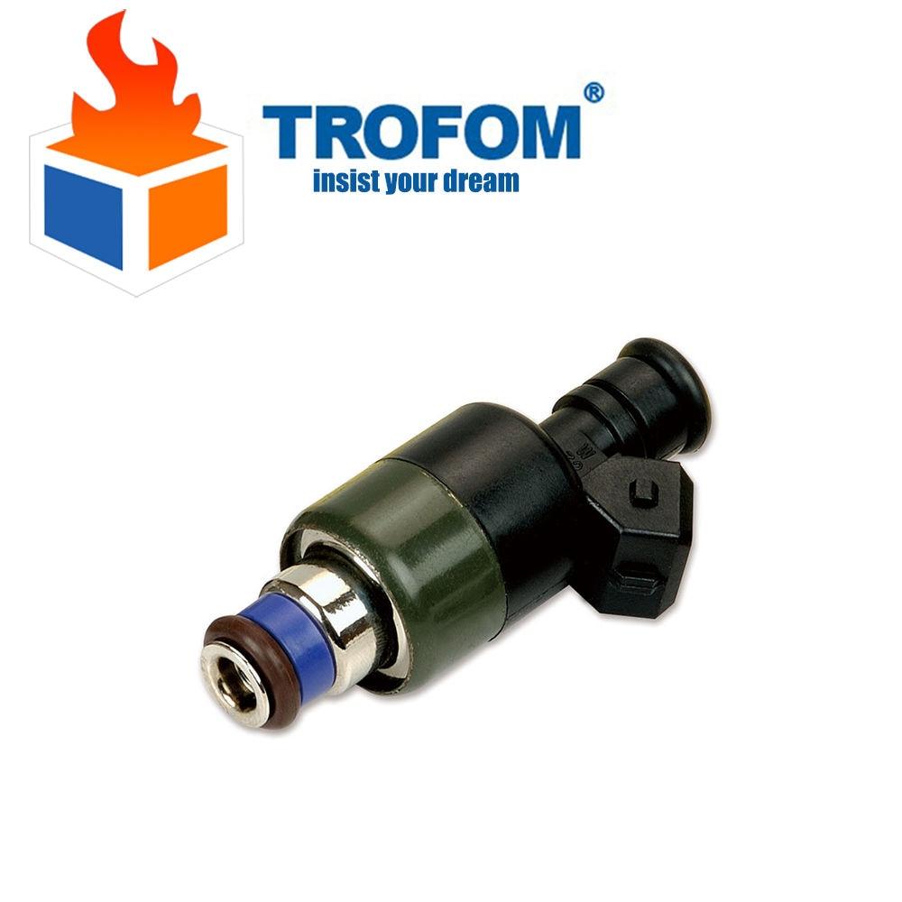 Fuel injector nozzle for Saturn SC1 SL SL1 SW1 Daewoo Lanos NEXIA Corsa 17121646 21007593 FJ367 57835 4G1528 FJ10270