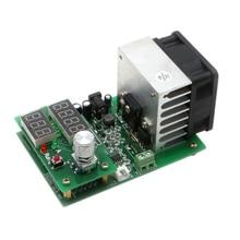 Placa de comprobador de capacidad de batería de descarga de módulo de carga electrónica de corriente constante de 60W 9.99A 30V