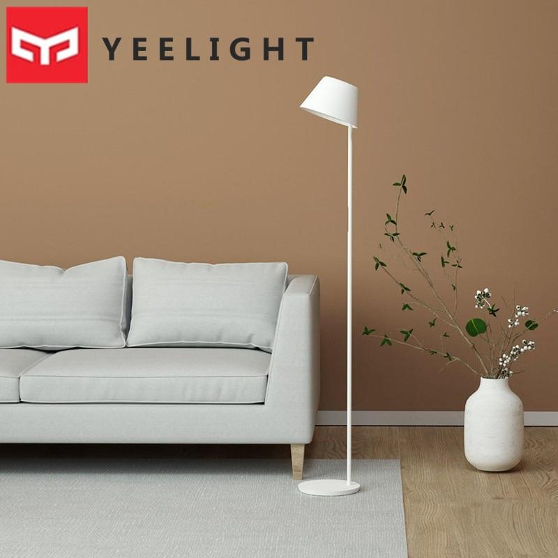 Yeelight YLLD01YL 12W, lámpara LED inteligente regulable de pie, aplicación de Control WIFI, compatible con Apple Homekit, Control Wifi