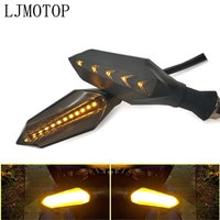 Motorcycle Turn lights Signal Flasher Led Tail Stop lamp Indicator For Yamaha DT230 DT125 For Gas Gas EC2T FSE FSR EC250 EC300