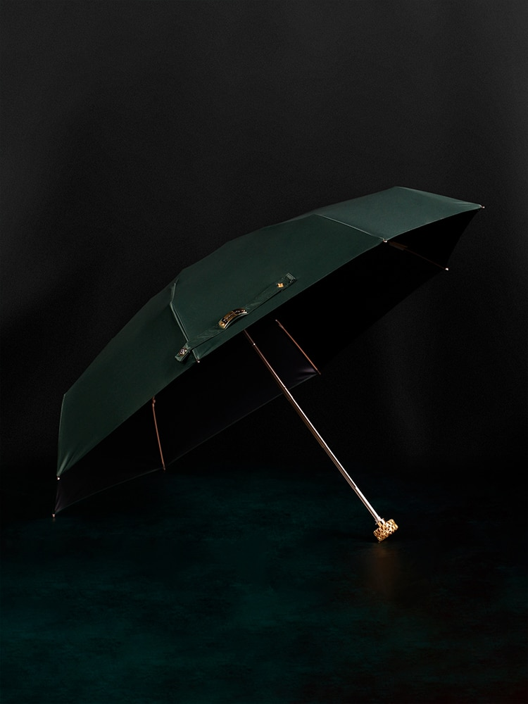 5 Folding Luxury Umbrella Sun Light Women Portable Waterproof Travel Uv Protection Umbrella Creative Sombrilla Rain Gear DA60YS enlarge