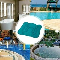 spa booster seat soft comfly water air inflatable pvc hot tub mat for adults kids