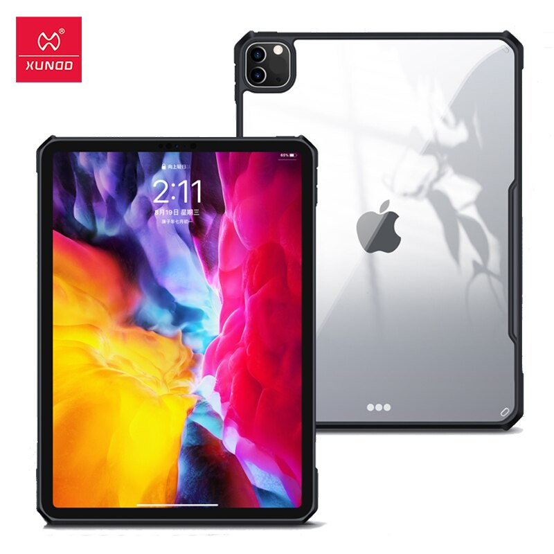 AliExpress - For iPad Pro 11 Pro 12.9 Case 2021 2020,For iPad Air 4 3 Case,Xundd Shockproof Shell For M1 iPad Pro 3rd 5th Generation Case
