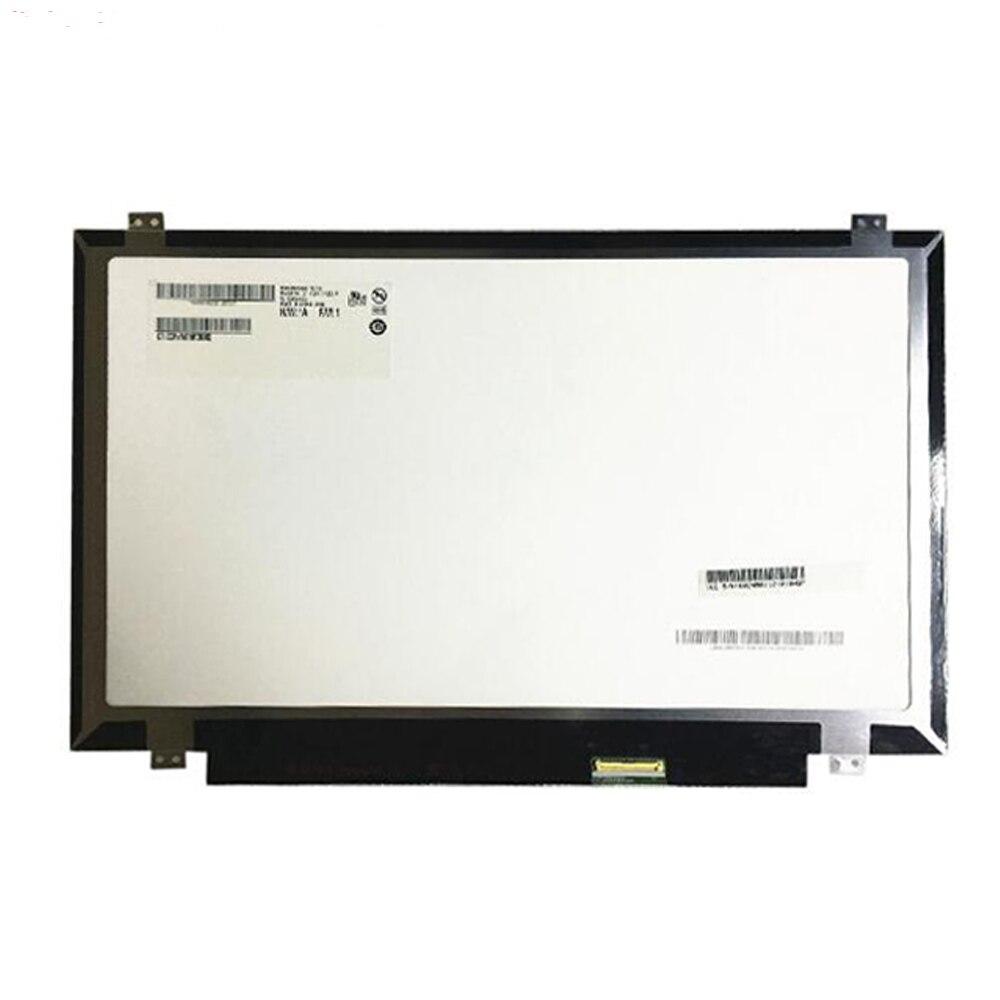 شاشة LCD 14.0 بوصة 1366*768 30PIN EDP فائقة النحافة لأجهزة ديل انسبايرون 14-3441 14-3442 14-3443 14-3445 14-3446 14-3458 14-3451 LCD