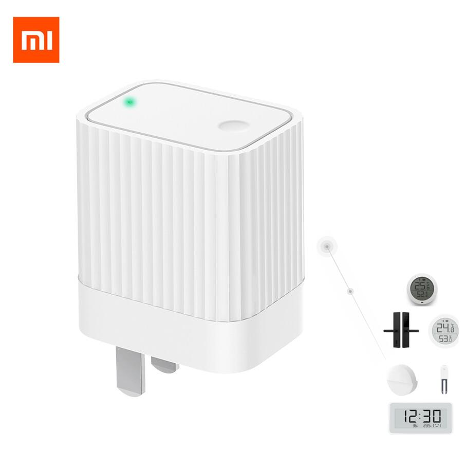 Xiaomi MIJIA ClearGrass bluetooth Gateway WIFI casa inteligente Compatible con Mijia APP Mijia cerradura de puerta Mijia bluetooth temperatura