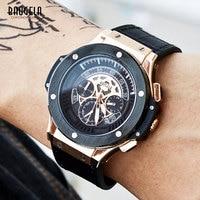 BAOGELA Military Sport Watches Men Luxury Top Brand Chronograph Quartz Wrist Watch Man Male Relogio Masculino Leather Clock 1910