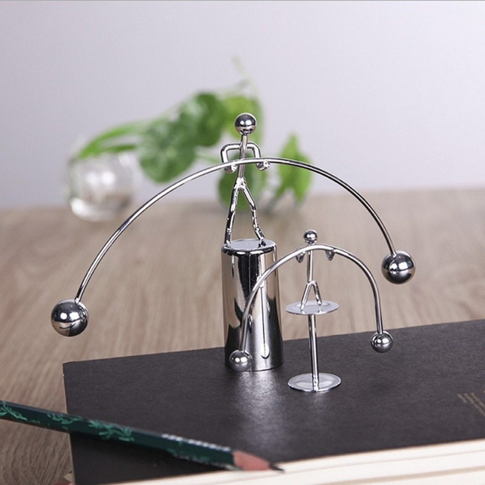 Newton's Cradle Physics Science Pendulum Steel Balance Ball Antistress Games Desk Toy Juguete Kids Educational Toy for Children newtons cradle steel balance ball fun decoration physics science toy gift s new x6hb