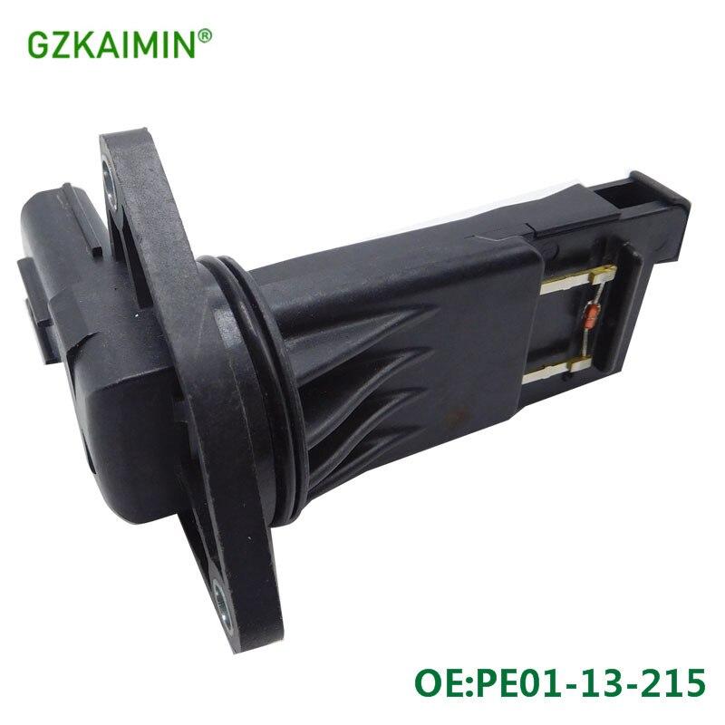 Новый датчик расхода воздуха MAF сенсор PE0113215 PE01-13-215 E5T62271 для MAZDA 3 6 CX-5
