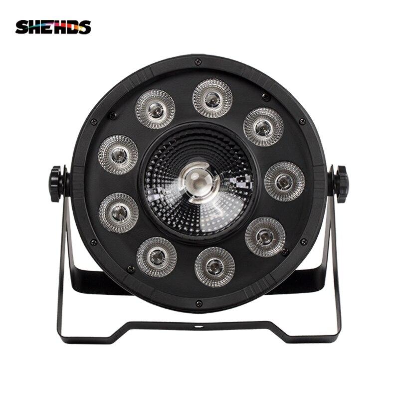 SHEHDS 9x10w + 30W RGBW светильник для смешивания цветов, освесветильник для дискотеки, дискотеки, диджея для вечерние, освещение для дискотеки, освещ...
