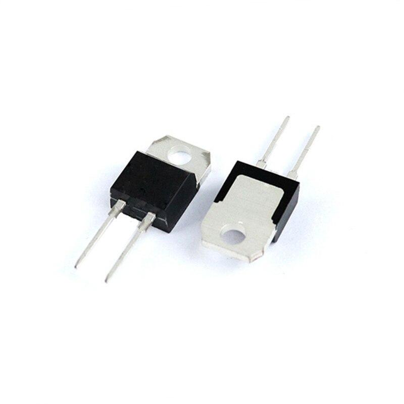 5 unids/lote MUR1560 a-220-2 600V 15A en Stock