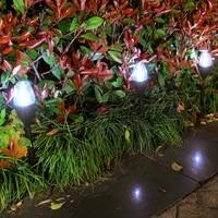 solar light led imitation candle lawn lamp outdoor garden park landscape party courtyard patio decoration lighting solar lamp