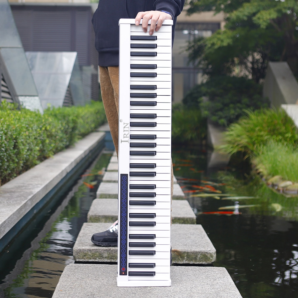 IRIN Digital Piano USB Musical Keyboard 61 Keys Midi Controller Electronic Piano Professional Instrument for Beginner Kids Gift enlarge
