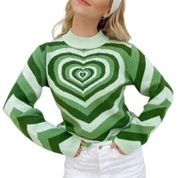 skin friendly top half high collar knitted pullover ladies clothing