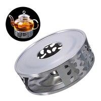 Warmer Tea Light Holder Teapot Trivets Warming Tea Stove Holding Base Candle Lights Heating Heater Teaware Coffeeware Supplies