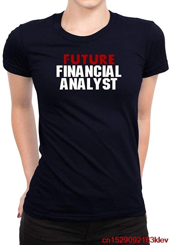 FGHFG, camiseta Unisex para mujeres, de futurista financiera, para hombres y mujeres