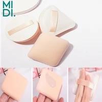 3pcspack smooth makeup sponge portable soft powder puff facial air cushion pad foundation blender women beauty cosmetic tools