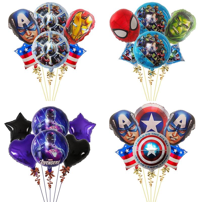 nueva-llegada-6-uds-18-pulgadas-marvel-spiderman-retrato-de-3d-globos-bebe-ducha-cumpleanos-fiesta-decoracion-ninos-juguetes-globos