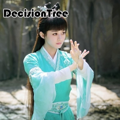2020 chinês hanfu traje antigo chinês tv jogo han cosplay hanfu traje feminino hanfu palco