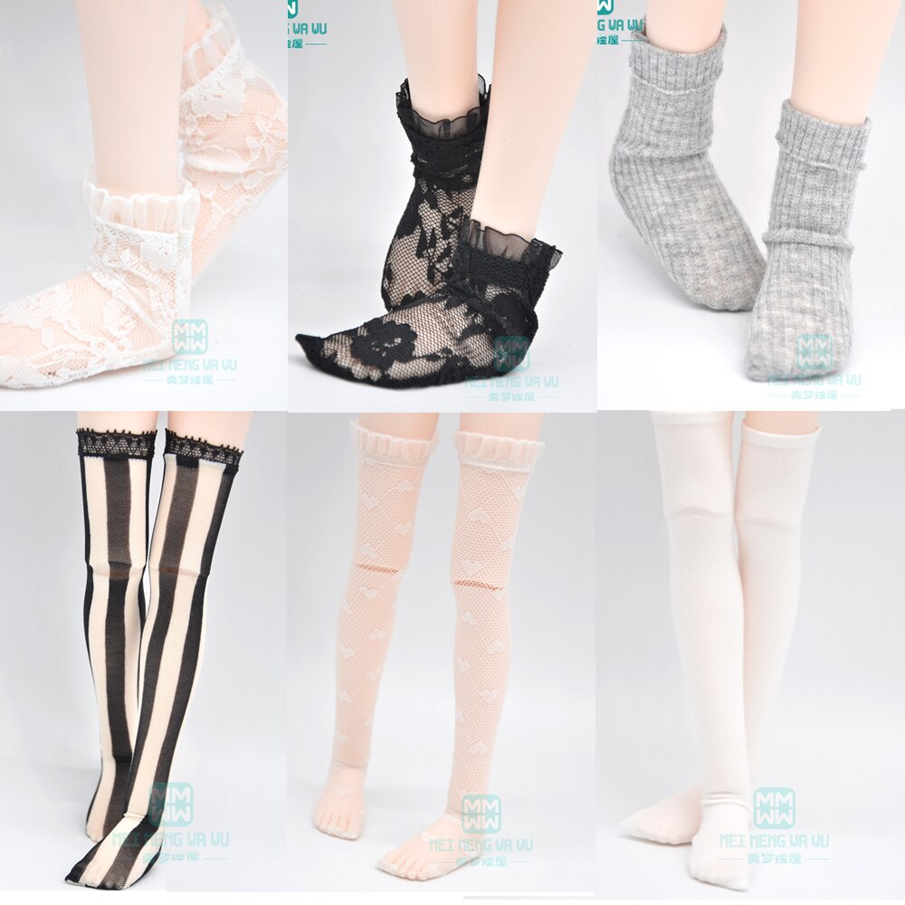 fits1/3 1/4 1/6 DD SD MSD YOSD BJD doll fashion Fine socks doll Accessories bjd briefs underwear underpants light grey for 1 6 1 4 17 24 1 3 70cm tall msd sd sd17 dk dz aod dd doll