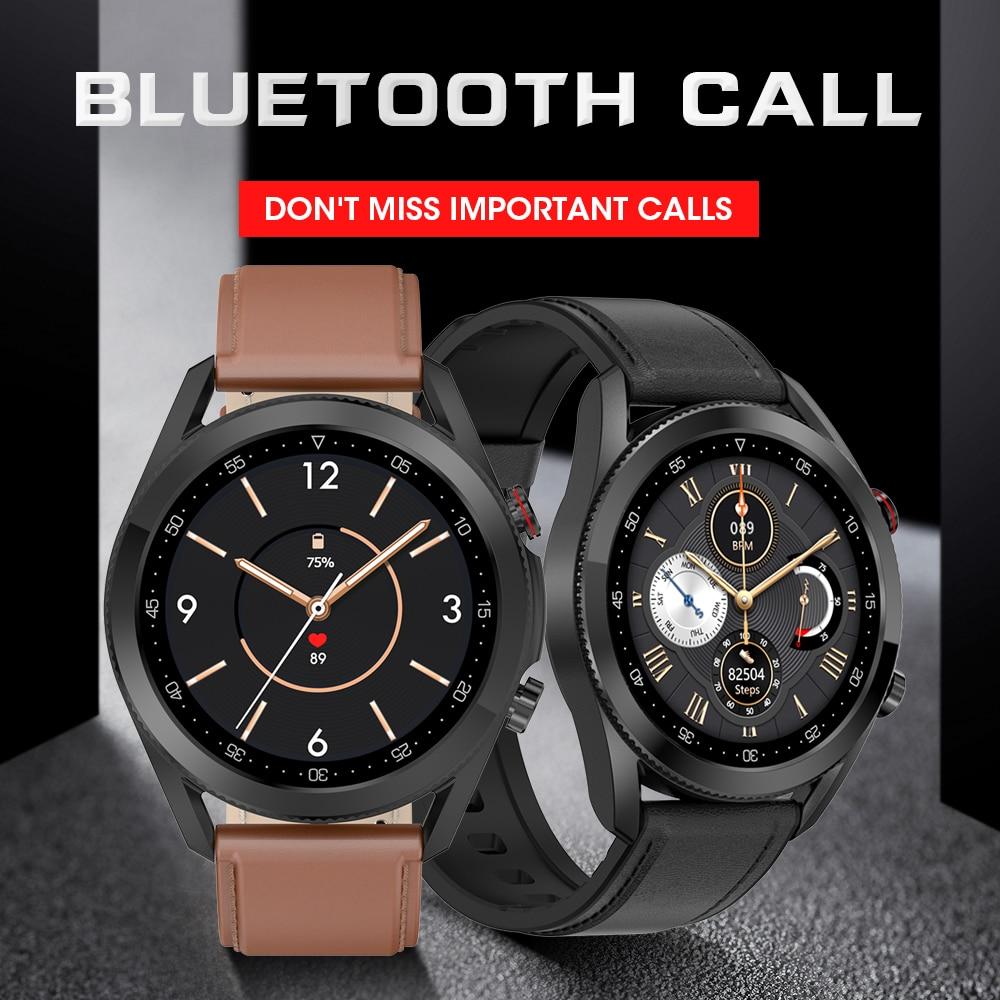 Bluetooth Call Bracelet L19 Smart Watch Men's Watches Sports Watch Women's Wristwatch Smartwatch Heart Rate Monitor Smart Clock