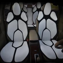 Чехол на автомобильное сиденье, спортивный автомобильный съемный универсальный мягкий чехол для телефона, Porsche Cayenne SUV Cayman BMW, коврик для стайлинга автомобиля