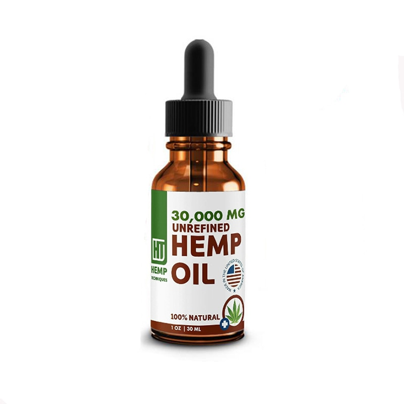 30000MG Unrefined CBD Hemp Seed Ointment Extract Oil Pain Relief Hemp Essence For Pain Relief Anxiety Sleep Anti Inflammatory