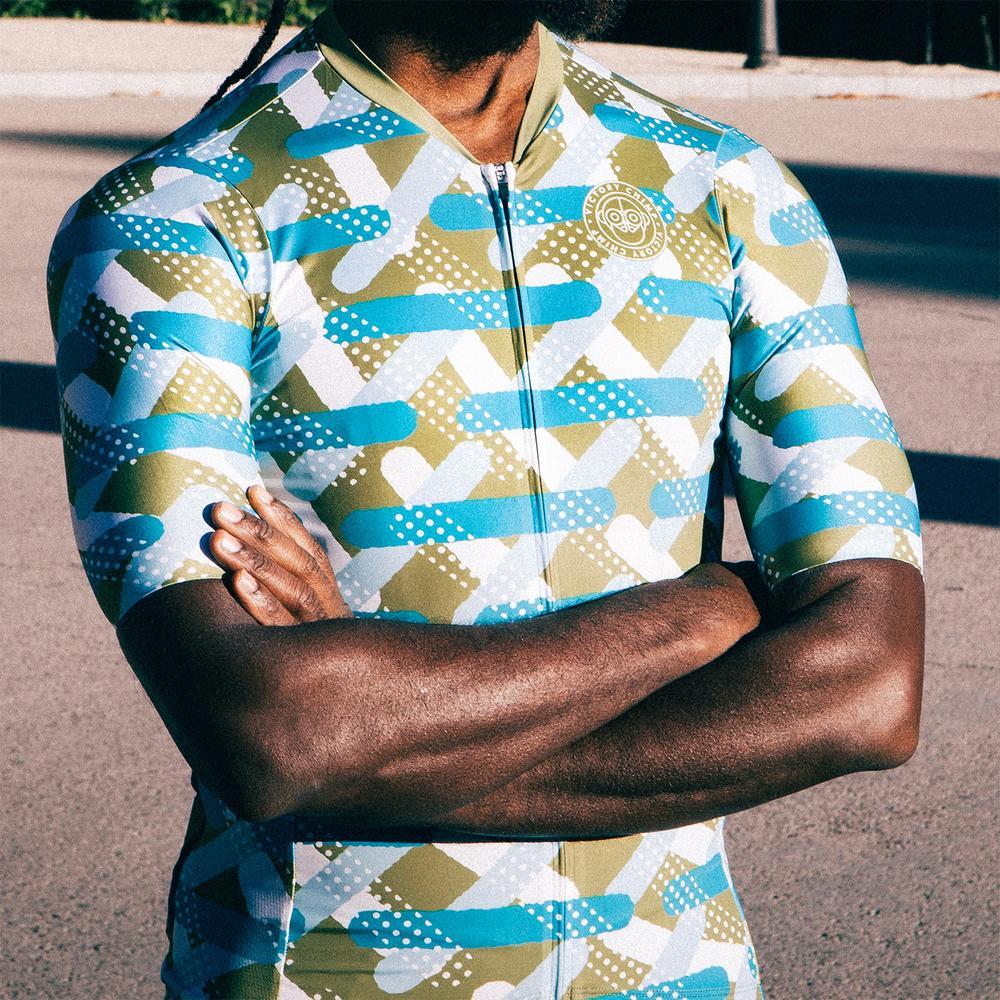 Victorychimp-Camiseta De Manga Corta Para Hombre, Maillot deportivo Para exteriores, equipo De...