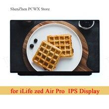 "Panel LCD de 12,5 ""para iLife zed aire Pro cuaderno TN IPS pantalla de matriz de HD 1366*768 FHD 1920*1080 30 pines actualizar Full HD 100% prueba"