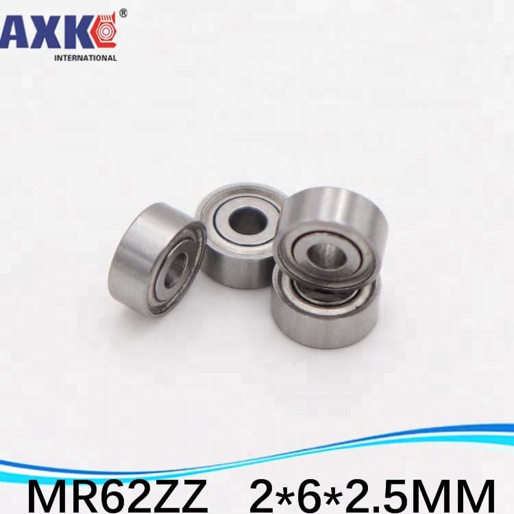 Venta directa de fábrica de MR62 Z MR62ZZ R-620ZZY52 2X6X2,5mm de alta calidad Modelo bienes rodamiento 2*6*2,5 SMR62ZZ SUS440C