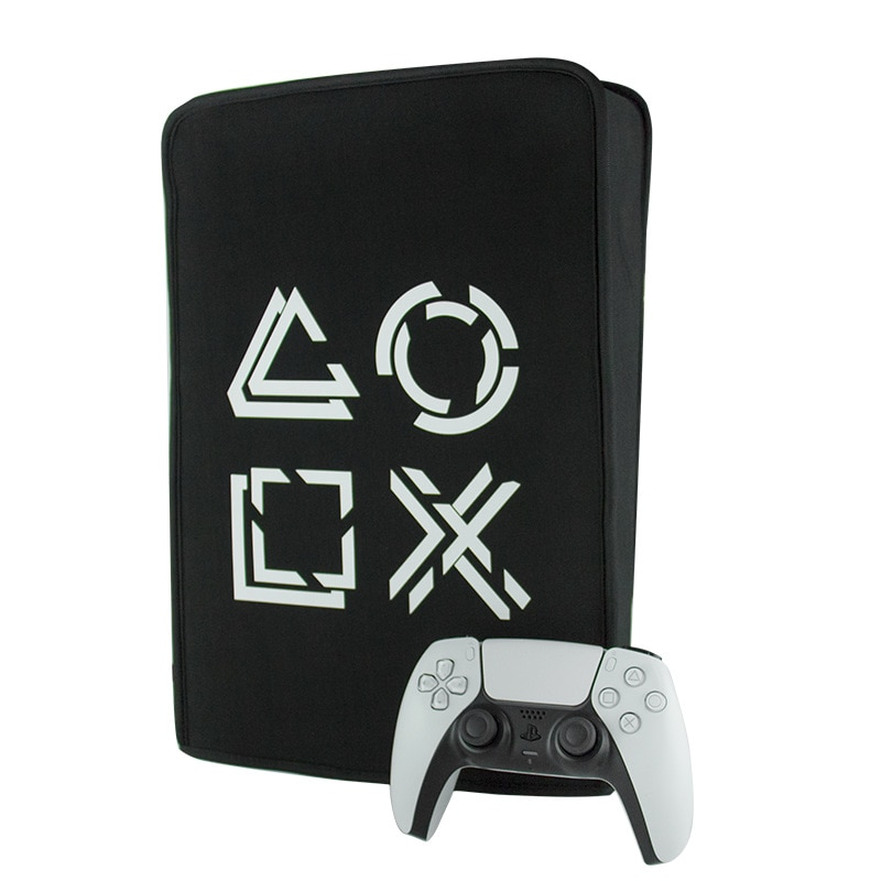 Пылезащитный чехол PS5 для хоста PS5, защитный чехол для хоста PS5, пылезащитный чехол для дискового привода, игровые аксессуары для PS5 игр