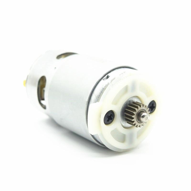 محرك 18 فولت تيار مستمر أصلي, لحفر Dewalt DCD776 N376649