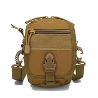 outdoor kit outdoor molle extended water cup bag accessories small waist bag multi function water bottle hanging bag
